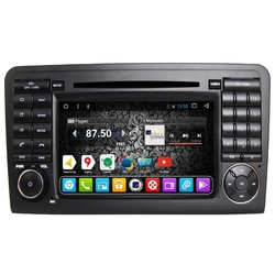 Автомагнитола Daystar DS-7092HD MERCEDES-BENZ M-KLASSE II W164 2005-2011 10.2 ANDROID 7