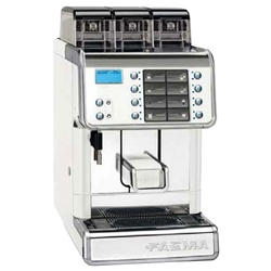 Кофемашина Faema Barcode Chocolate & Specialites MilkPS/11 Two Grinders-dosers + One Canister