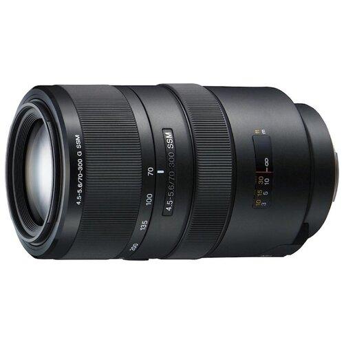 Фото - Объектив Sony 70-300mm f объектив