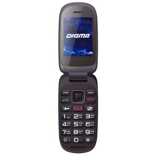 Телефон DIGMA LINX A240 2G телефон