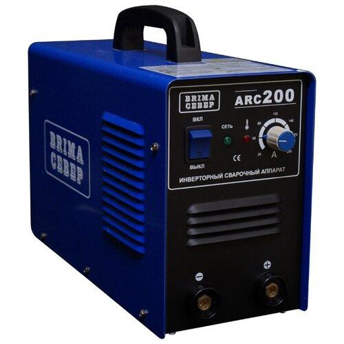Сварочный аппарат BRIMA ARC-200 сварочный аппарат brima arc 165