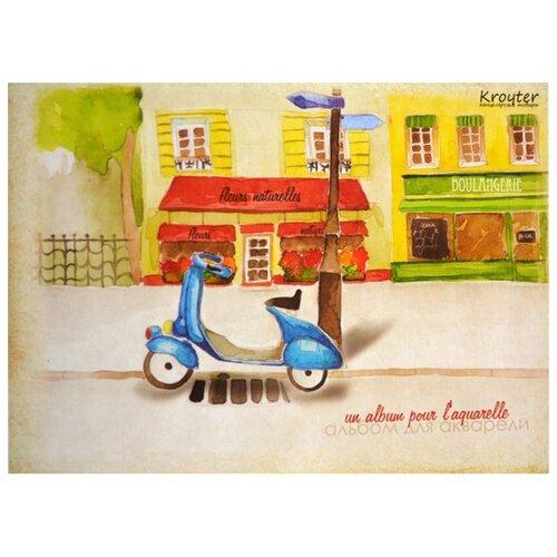 Фото - Альбом для рисования акварелью альбом санктъ петербургъ прошлое и настоящее