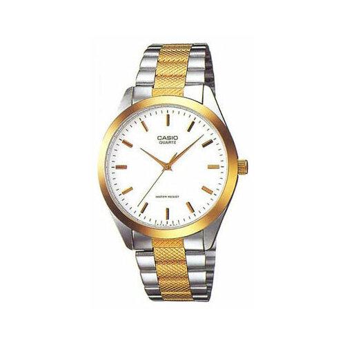 Наручные часы CASIO MTP-1274SG-7A casio часы casio mtp 1335d 7a коллекция analog