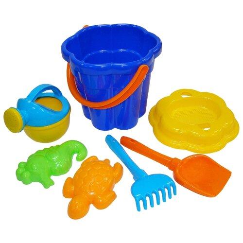 Фото - Набор Полесье №363 36469 полесье набор игрушек для песочницы 468 цвет в ассортименте