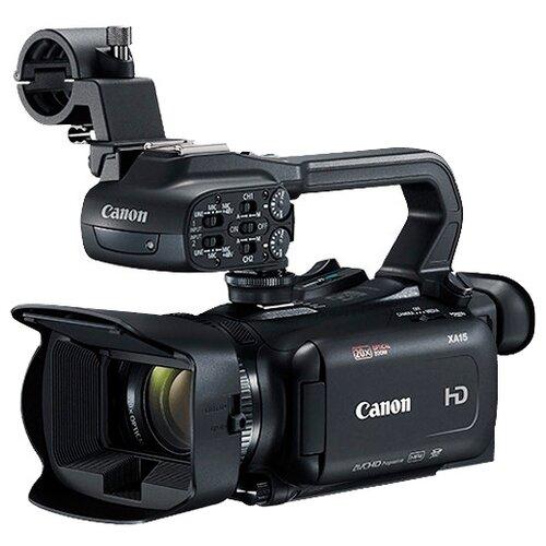 Фото - Видеокамера Canon XA15 видеокамера canon xc15