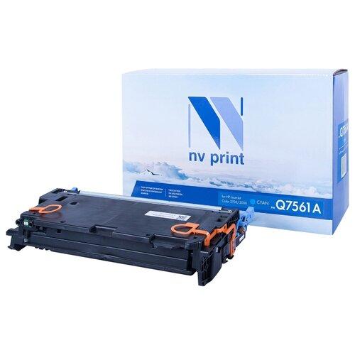 Фото - Картридж NV Print Q7561A для HP картридж nv print q7581a для hp