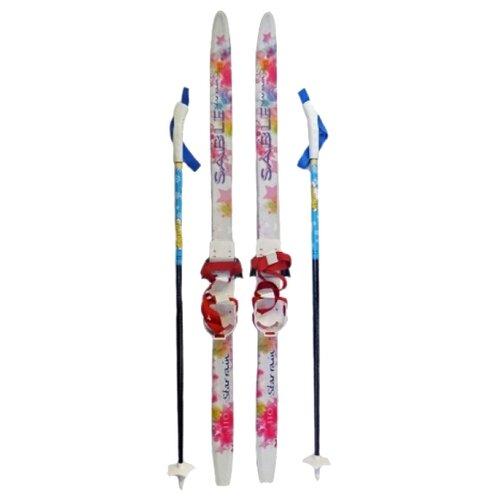 Беговые лыжи STC Step Jr Combi