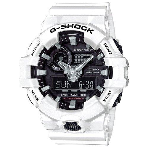 Наручные часы CASIO GA-700-7A casio casio ga 110tp 7a