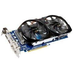 GIGABYTERadeon HD 7790 1075Mhz PCI-E 3.0 2048Mb 6000Mhz 128 bit 2xDVI HDMI HDCP