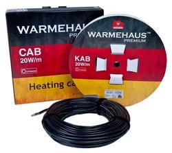 Греющий кабель Warmehaus CAB 20W UV 1580Вт