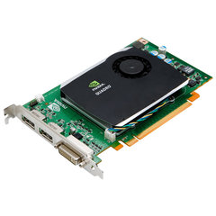 PNY Quadro FX 580 450Mhz PCI-E 2.0