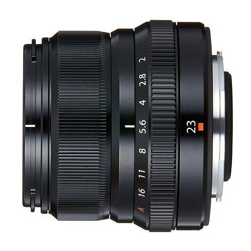 Фото - Объектив Fujifilm XF 23mm f 2 R объектив