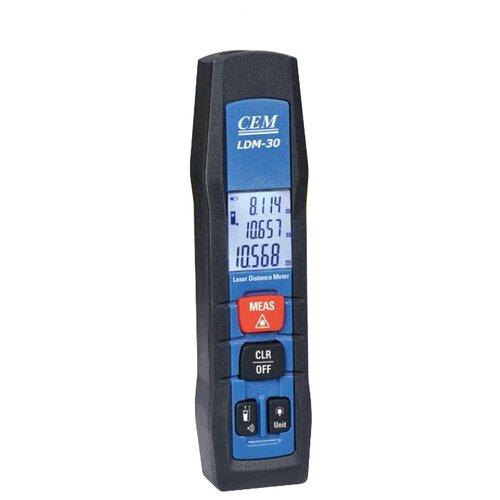 Фото - Лазерный дальномер CEM LDM-30 cem ldm 40 40m electronic scale laser