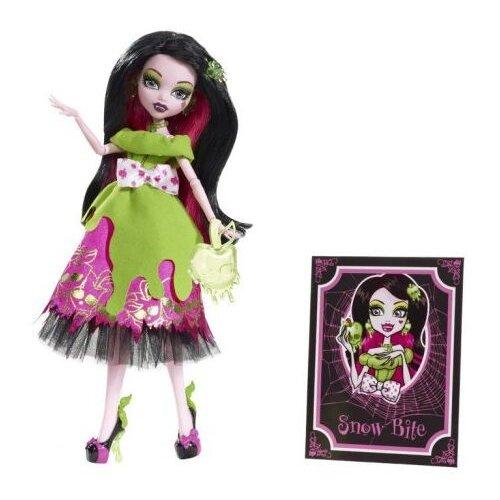 Фото - Кукла Monster High Страшные кукла элль иди boo york monster high