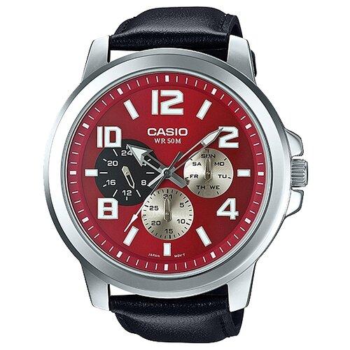 Наручные часы CASIO MTP-X300L-4A casio mtp e119d 4a