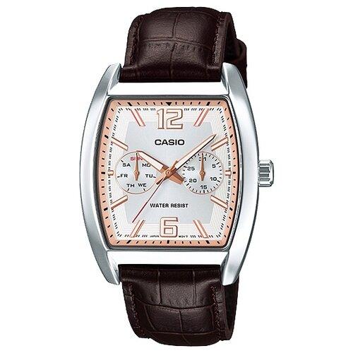 Наручные часы CASIO MTP-E302L-7A casio часы casio mtp 1335d 7a коллекция analog
