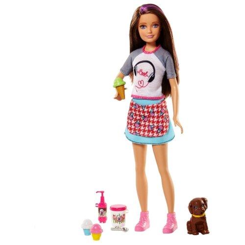 Набор Barbie Сестры и щенки