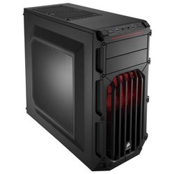 Компьютерный корпус Corsair Carbide Series SPEC-03 Black/red