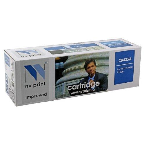 Фото - Картридж NV Print CB435A для HP картридж sakura cb435a