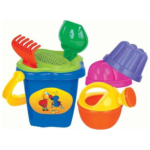 Фото - Набор Полесье №235 4467 полесье набор игрушек для песочницы 468 цвет в ассортименте