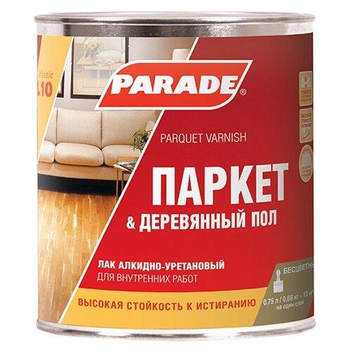 Лак Parade L10 Паркет & sounce parade