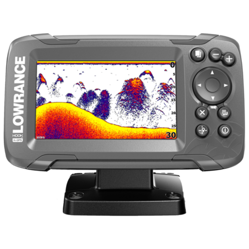 Эхолот Lowrance HOOK2 4x GPS