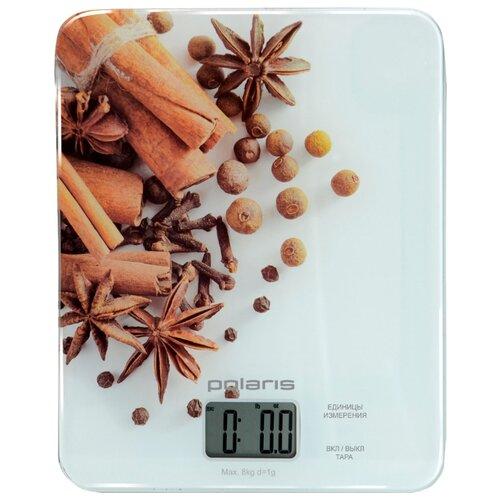 Кухонные весы Polaris PKS 0832DG весы кухонные polaris pks 0545d bamboo