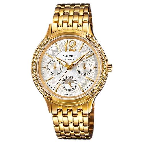 Наручные часы CASIO SHE-3030GD-7A casio she 3048pgl 7a