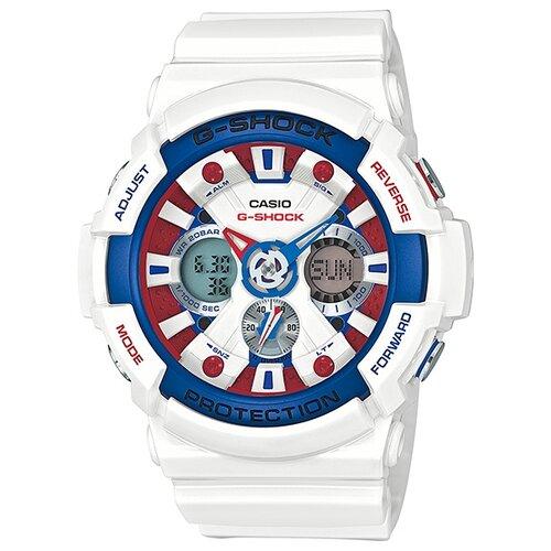 Наручные часы CASIO GA-201TR-7A casio casio ga 110tp 7a