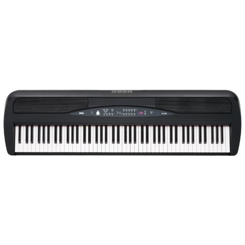 Цифровое пианино KORG SP-280 цифровое пианино korg grandstage 73