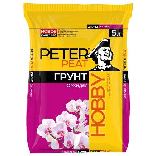 Грунт PETER PEAT Линия Hobby торф peter peat для дачных туалетов 20 л