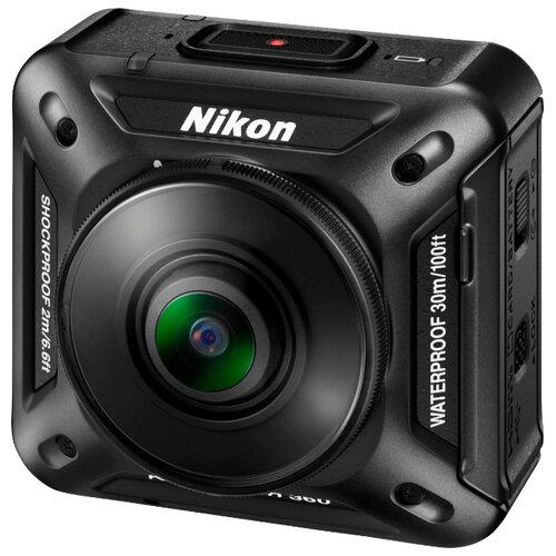 Экшн камера Nikon KeyMission 360