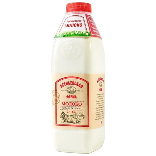 Молоко Асеньевская ферма фото