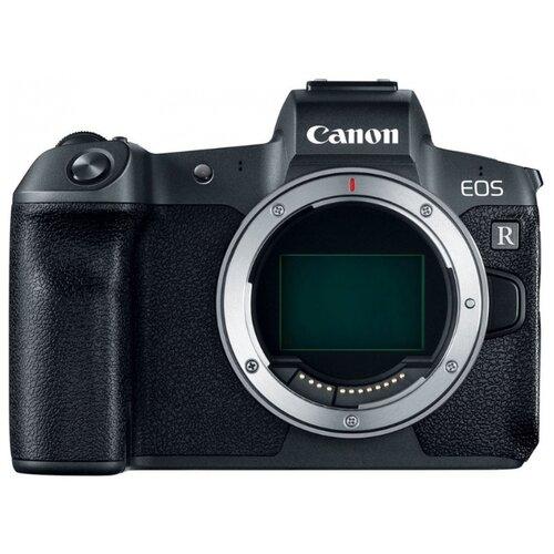 Фото - Фотоаппарат Canon EOS R Body + коляска прогулочная camarelo eos 04 коричневый бежевый eos 04
