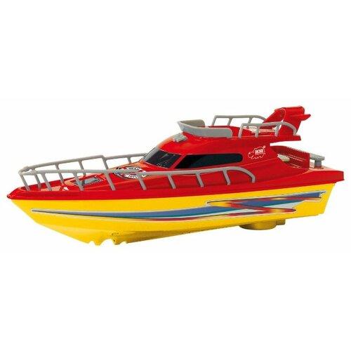 Яхта Dickie Toys 203774001 23 см dickie toys сигнал регулировщика со светом 25 см dickie toys