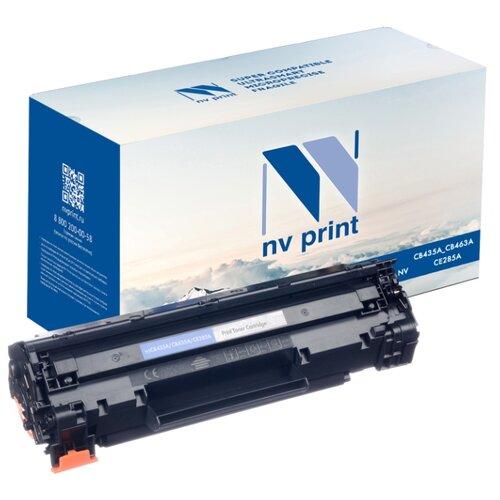 Фото - Картридж NV Print CB435A CB436A картридж sakura cb435a