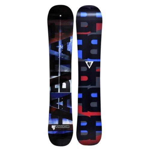 Сноуборд BF snowboards Habit фото