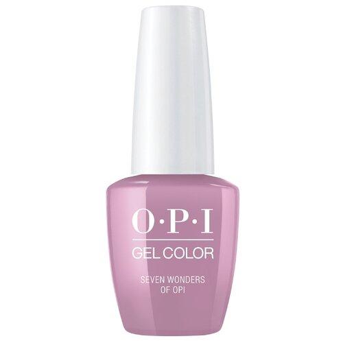 Гель-лак OPI GelColor Peru 15 мл opi гель лак gelcolor 15 мл 95 цветов mod about you