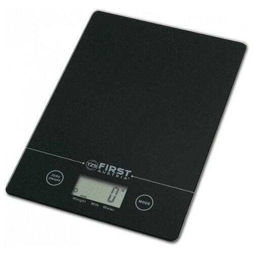Кухонные весы FIRST AUSTRIA 6400 first fa 6400 2 wi white кухонные весы