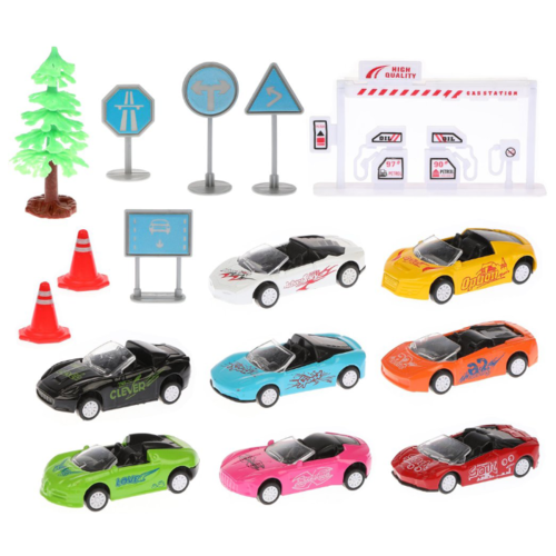 Набор машин Наша игрушка 033-2 игрушка