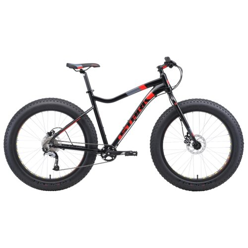 Фэт-байк STARK Fat 26.5 HD 2019 велосипед stark fat 26 2 hd 2019