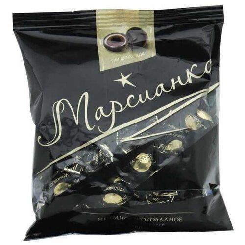 Конфеты Марсианка три шоколада конфеты марсианка мокко 200 г
