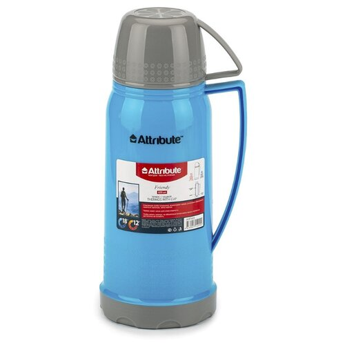 Классический термос Attribute термос attribute color avf103 салатовый 1 л