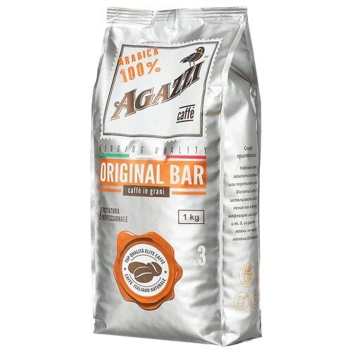 Кофе в зернах Agazzi Original