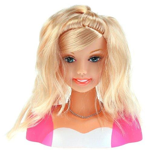 Фото - Кукла-манекен Карапуз кукла манекен карапуз с набором косметики и аксесс д волос в ассорт в русс кор в кop 24шт