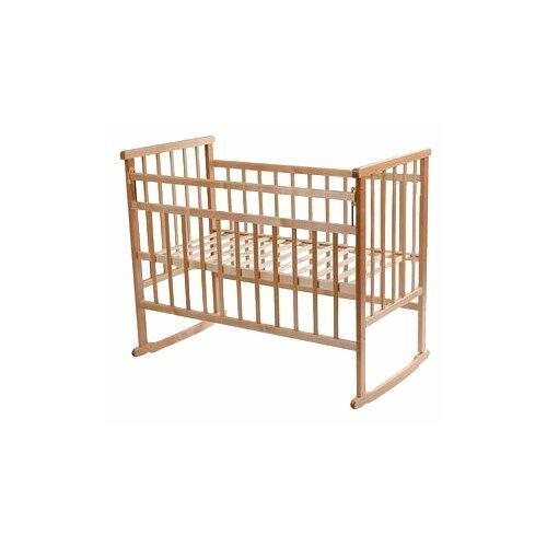 Кроватка Мой малыш 2 качалка кровать колыбель мой малыш светлый мм14 1