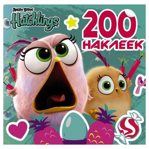 Фото - АСТ Альбом наклеек Angry Birds альбом санктъ петербургъ прошлое и настоящее