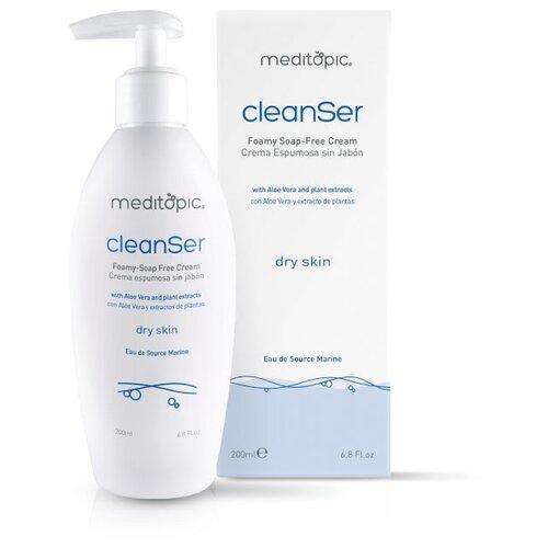 Фото - Meditopic пенящийся крем для meditopic крем для лица и век очищающий 30 мл