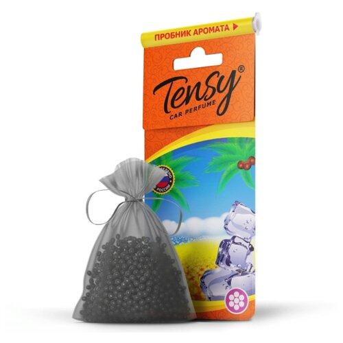 Фото - Tensy Ароматизатор для автомобильный ароматизатор tensy бумажный эксклюзив amour allure chanel