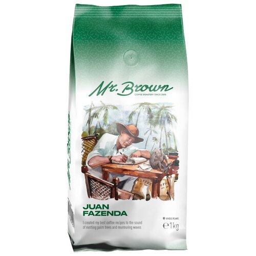 Кофе в зернах Mr.Brown Papa